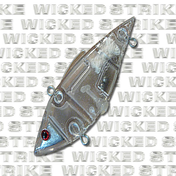 Ghost Shad Lure